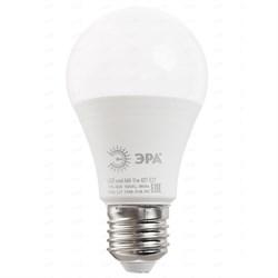 Лампа светодиодная  ЭРА LED smd A60-15W-860-E27 (10/100шт/уп) - фото 5616