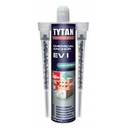 Химический анкер TYTAN Универсальный EV-I-300 картридж 300мл (20шт/уп) - фото 7641