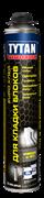 Клей-пена TYTAN PROFESSIONAL EURO для кладки блоков GUN 870 мл