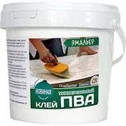 Клей ПВА ЭМАЛЬЕР Универсальный 10 кг