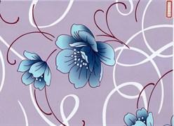 8251B D&B 45 см/8 м (голубые цветы)