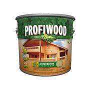 Антисептик PROFIWOOD 2 в 1 тонирующий атмосферостойкий алкидный орегон 0,7 кг