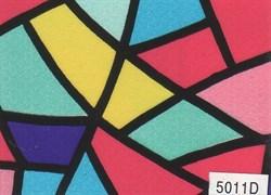 5011D D&B витраж цветной 45 см/8 м