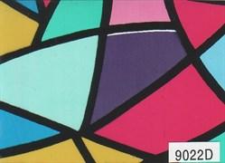 9022D D&B витраж цветной 45 см/8 м