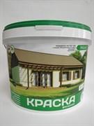 Краска ВД Эмальер Фасадная белоснежная 3 кг (4/168)