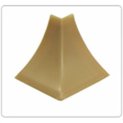 Наружний угол для столешницы Светло-серый - фото 11827