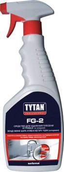 Средство против плесени и грибка 500мл TYTAN FG-2 (с хлором), тригер - фото 15412