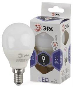 Лампа светодиодная  ЭРА LED smd P45- 9w-860-E14 - фото 17264
