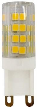 Лампа светодиодная  ЭРА LED JCD-5W-CER-840-G9 - фото 17304