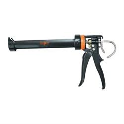Пистолет для герметика ВАРЯГ 225мм полуоткрытый - фото 19254