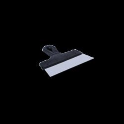 Шпатель 200мм нерж. сталь с пластмассовой ручкой БИБЕР - фото 20260