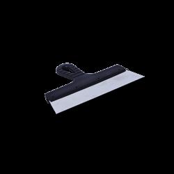 Шпатель 250мм нерж. сталь с пластмассовой ручкой БИБЕР - фото 20269