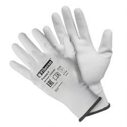 Перчатки из полиэстера с полиуретановым покрытием, Fiberon, 9(L)(арт. PSV036P) - фото 21462