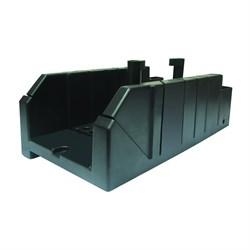 Стусло пластмассовое 310х110х70 БИБЕР черное Профи 4,5 - фото 5400