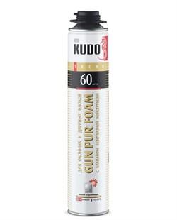 Пена профессиональная KUDO TREND WINDOW 60 (12шт) - фото 5529