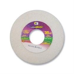 Круг шлифовальный 80х20х20 белый 25А 40 К,  Луга - фото 6600