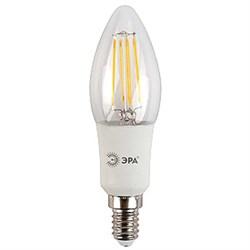 Лампа светодиодная  ЭРА F-LED smd B35-5w-827-E14 - фото 6804