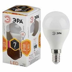 Лампа светодиодная  ЭРА LED smd B35- 7w-860-E27 - фото 8739