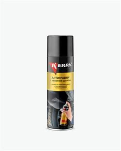 KR-971.1 Антигравий с эффектом шагрени серый (защита от коррозии и сколов), 650 мл, аэрозоль - фото 9658