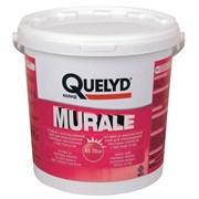 Клей обойный  Quelyd  MURALE готовый к применению, ведро 10 кг.