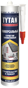 Герметик TYTAN Prof силиконовый универсальный бесцветный 280мл (12шт)