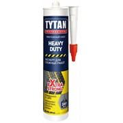 Клей монтажный  TYTAN  Heavy Duty бежевый картридж 310мл (12шт.)