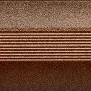 Стык 42мм 1,8 бронза с резиновой вставкой