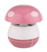 ERAMF-03 ЭРА противомоскитная ультрафиолетовая лампа (розовый)