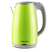 Чайник с двойными стенками GALAXY GL0307 (зеленый)