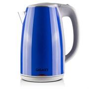 Чайник с двойными стенками GALAXY GL0307 (синий)