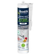 Герметик Bostik Perfect Seal нейтральный силиконовый кухня белый 280 мл (12шт)
