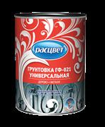 Грунтовка ГФ-021 «РАСЦВЕТ» белая универсальная 2,2кг (6шт)