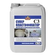 Суперпластификатор ОПТИЛЮКС для бетонов и стр. растворов 5л канистра п/э