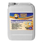 Добавка ОПТИМАКС водоотталкивающая (гидрофобизатор) 5л п/э