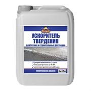 Ускоритель твердения ОПТИЛЮКС для бетонов и стр. растворов 5л канистра