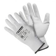 Перчатки из полиэстера с полиуретановым покрытием, Fiberon, 9(L)(арт. PSV036P)