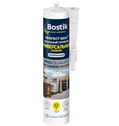 Герметик Bostik Perfect Seal cиликоновый универсальный, белый 280 мл (12шт)