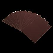 Шлиф-лист на тканевой основе №32(50) 240*170мм  (10шт) SANTOOL