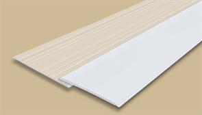 Панель стеновая 250мм 3,0м  Идеал Санни  001-G белый (10шт/уп)
