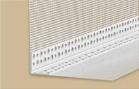 Угол штукатурный с сеткой 100х150мм 3.0м (25шт/уп)