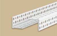 Угол штукатурный белый 25х25мм 3.0м (50шт/уп)