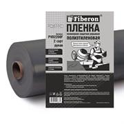 Пленка полиэтиленовая 3мх100м защитная (черная) Fiberon