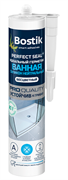 Герметик Bostik Perfect Seal нейтральный силиконовый для ванной прозрачный 280 мл (12шт)