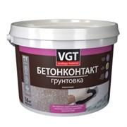 Грунтовка Бетоноконтакт ВГТ ВД-АК-0301 белая 8кг (4)