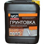 Грунтовка ВГТ ВД-АК-0301 глуб. прон. для внут.работ 5кг