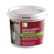 Замазка для выбоин и трещин КОЛЛЕКЦИЯ 1,4кг стакан (уп 12)