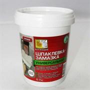 Замазка для выбоин и трещин КОЛЛЕКЦИЯ 0,7кг стакан (уп 18)
