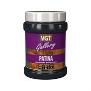 Состав лессирующий ВГТ  PATINA  матовый с эффектом чернения 0,20кг(6шт)