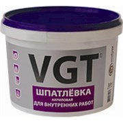 Шпатлевка для внутренних работ ВГТ 18кг