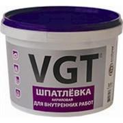 Шпатлевка для внутренних работ ВГТ 7,5кг